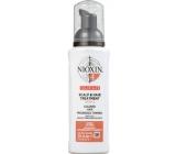 Nioxin System 4 Scalp & Hair Bezoplachová péče pro výrazně řídnoucí chemicky ošetřené jemné vlasy 100 ml