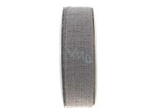 Ditipo Nordic stuha šedá 2 m x 15 mm