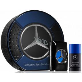 Mercedes-Benz Man Intense toaletní voda pro muže 50 ml + deostick 75 ml, dárková sada