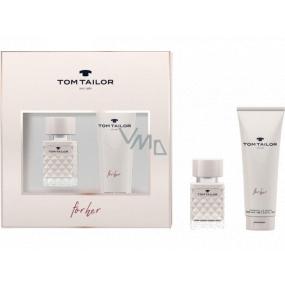 Tom Tailor for Her toaletní voda 30 ml + sprchový gel 100 ml, dárková sada