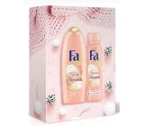 Fa Divine Moment sprchový gel 250 ml + deodorant sprej 150 ml, kosmetická sada