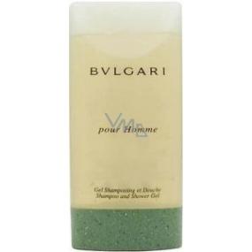 Bvlgari pour Homme sprchový gel 200 ml