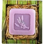 Bohemia Gifts & Cosmetics Levandule ručně vyráběné toaletní mýdlo v krabičce 60 g