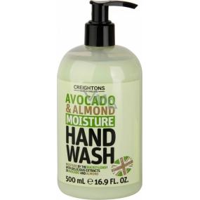 Creightons Avokádo & Mandle tekuté mýdlo 500 ml