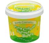 Bomb Cosmetics Piňa Colada - Pina Colada přírodní sprchový krém 365 ml