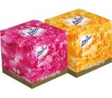 Linteo Premium papírové kapesníky bílé 3 vrstvé 60 kusů