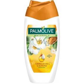 Palmolive Naturals Camellia & Almond Oil sprchový gel 250 ml