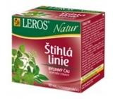 Leros Natur Štíhlá linie Slim Linea Tea bylinný čaj 20 x 1,5 g
