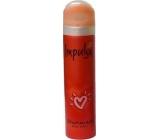 Impulse Dynamique parfémovaný deodorant sprej pro ženy 75 ml