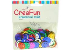CreaFun Konfety Smile 14 mm 14 g