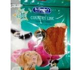 Dr. Clauders Country Line Králík plátky sušeného masa pro psy 170 g