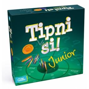 Albi Tipni si Junior společenská párty hra, doporučený věk od 10+