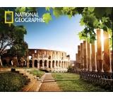 Prime3D plakát Starověký Řím - Koloseum 39,5 x 29,5 cm
