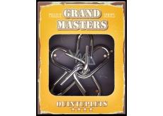 Albi Grand Masters kovový hlavolam - Quintuplets 4/4