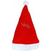 Čepice vánoční 40 cm