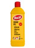 Real Creme Gel Kuchyně krémový gel na indukční, sklokeramické desky a další citlivé povrchy 450 g