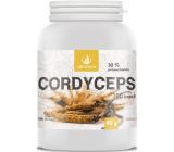 Allnature Cordyceps doplněk stravy pro sportovce 100 tablet