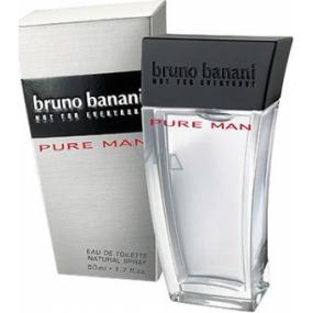 Bruno Banani Pure toaletní voda pro muže 50 ml