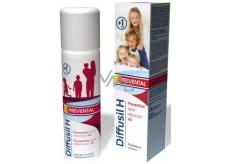 Diffusil H Prevental preventnivní sprej odpuzující vši 150 ml