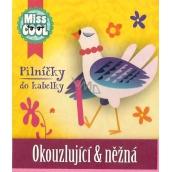 Nekupto Miss Cool Pilníčky na nehty Slepička Okouzlující & něžná 6 kusů 1 balení