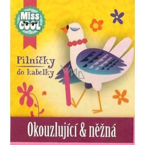 Nekupto Miss Cool Pilníčky na nehty 008 Slepička Okouzlující & něžná 6 kusů 1 balení