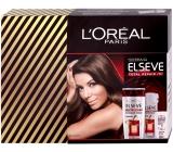 Loreal Paris Elseve Total Repair 5 šampon na vlasy 250 ml + Elseve Total Repair 5 regenerační balzám na vlasy 200 ml + Total Repair 5 Sica krém na poškozené vlasy 100 ml, kosmetická sada