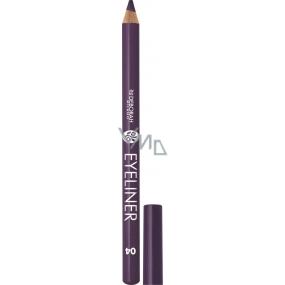 Deborah Milano Eyeliner Pencil tužka na oči 04 Violet 1,3 g