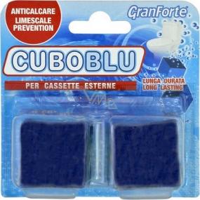 GranForte Cubo Blu Wc blok 2 x 50 g
