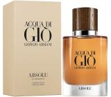 Giorgio Armani Acqua di Gio Absolu parfémovaná voda pro muže 125 ml