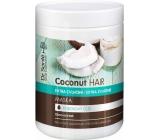 Dr. Santé Coconut Kokosový olej maska pro suché a lámavé vlasy 1 l