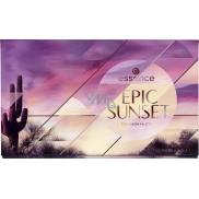 Essence Epic Sunset Eyeshadow Palette paletka očních stínů 21 g