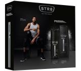 Str8 Rise deodorant sprej pro muže 150 ml + sprchový gel 250 ml, kosmetická sada
