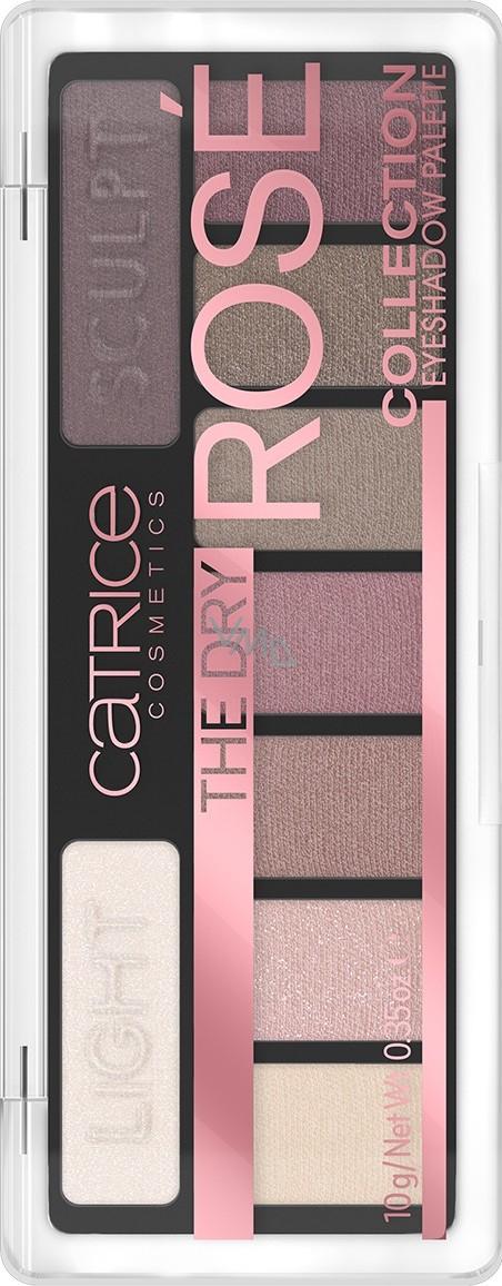 Catrice The Nude Blossom Eyeshadow Palette paleta očních
