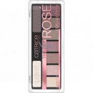 Catrice The Dry Rosé Collection Eyeshadow Palette paleta očních stínů 010 Rosé All Day 10 g