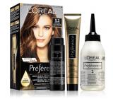 Loreal Paris Préférence barva na vlasy 5.3 Virginia Světlá hnědá zlatá