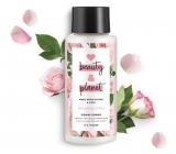Love Beauty & Planet Murumurské máslo a Růže kondicionér pro barvené vlasy 400 ml