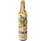 Kitl Syrob Bio Pomeranč s dužninou pro domácí limonády 500 ml