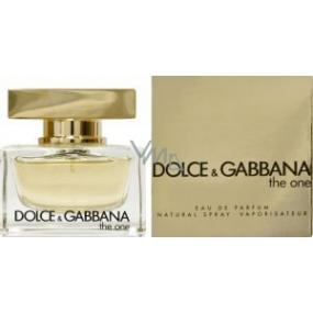 Dolce & Gabbana The One Female parfémovaná voda 75 ml