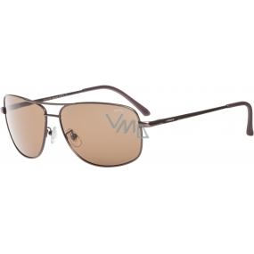 Relax Sando Sluneční brýle hnědé R1127B