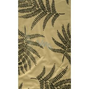 Nekupto Foliový sáček Zlatý list 15 x 25 cm, 108 01