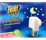 Biolit Family Elektrický odpařovač proti komárům 27 ml