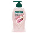 Palmolive Orchid & Coconut Milk Handwash + Lotion tekuté mýdlo s dávkovačem 250 ml
