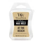 WoodWick At the Beach - Na pláži vonný vosk do aromalampy 22.7 g