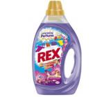 Rex Malaysan Orchid & Sandalwood Aromatherapy Color gel na praní barevného prádla 20 dávek 1 l