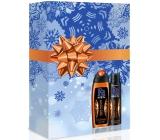 Fa Men Dark Passion sprchový gel 250 ml + Dark Passion deodorant sprej pro muže 150 ml, kosmetická sada
