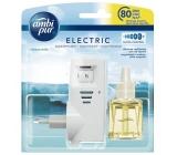 Ambi Pur Electric Ocean Mist osvěžovač vzduchu elektrický odpařovací strojek a náhradní náplň 20 ml