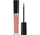 Max Factor Lipfinity Velvet Matte Lipstick tekutá matná rtěnka 015 Nude Silk 4 ml