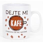 Albi Megahrnek Dejte mi kafe 650 ml