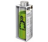 Epee Merch Star Wars - Mandalorian skleněná láhev se silikonovým návlekem 585 ml