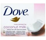 Dove Purely Pampering Kokosové mléko a květy jasmínu toaletní mýdlo 100 g
